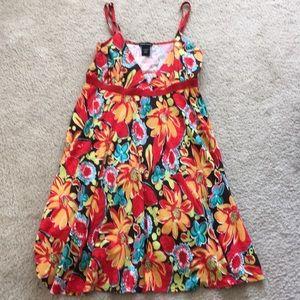 Moda International colorful sundress